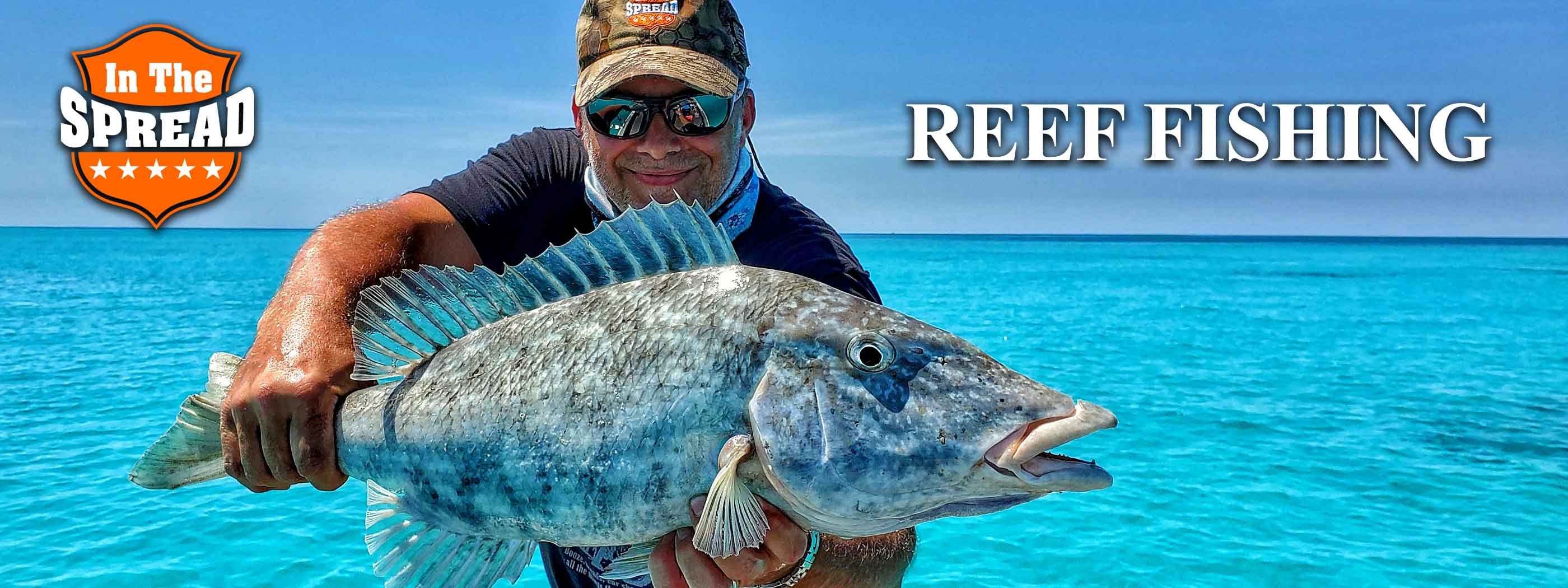 reef fishing videos in the spread seth horne