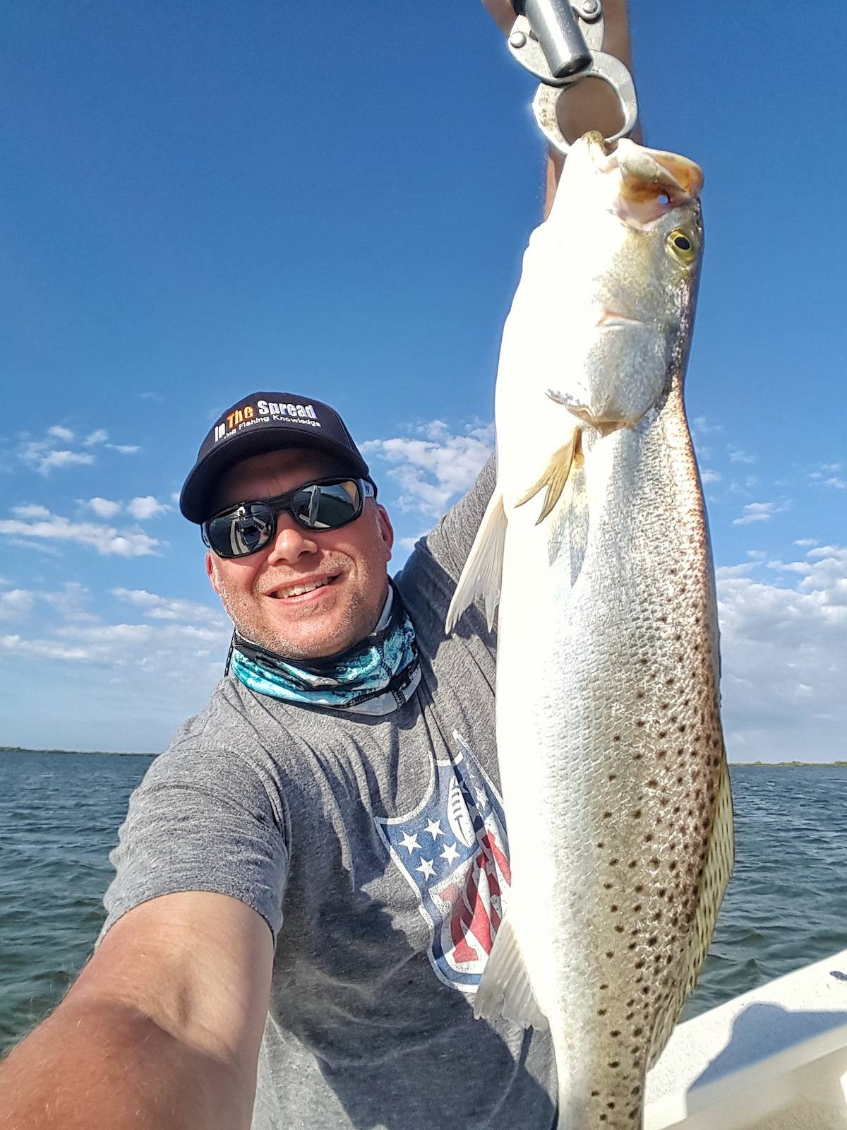 florida fishing sea trout homosassa inshore william toney in the spread videos