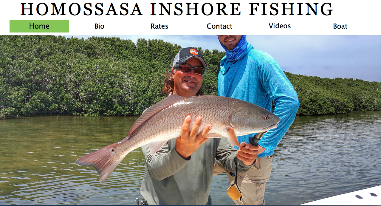 in the spread video william toney homosassa inshore fishing