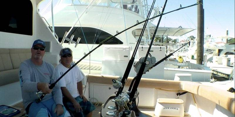Light Tackle Billfish Rods