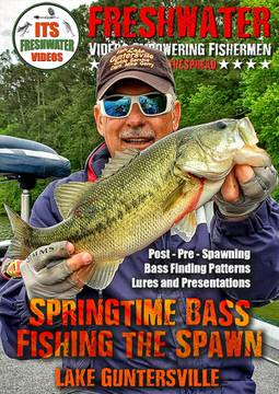 bass fishing tips in the spread lake guntersville spawn mike gerry fishing videos