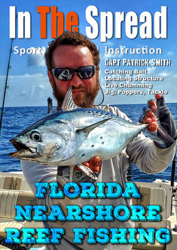 florida fishing nearshore reef patrick smith in the spread video