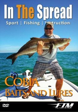 cobia baits lures in the spread fishing videos