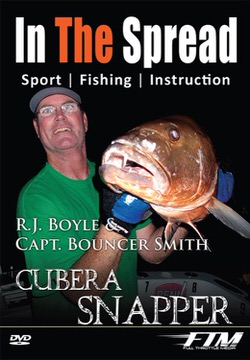 cubera snapper fishing in the spread rj boyle