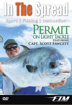 light tackle permit fishing in the spread video