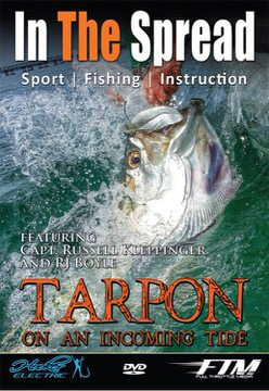 tarpon fishing in the spread video